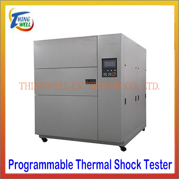 Programmable Thermal Shock Tester , Cold / Thermal Shock Tester