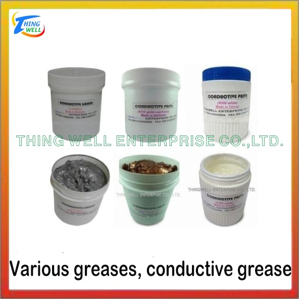 Various greases, Conductive grease,Conductive paste,