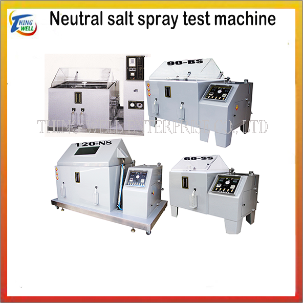 Salt spray test machine, neutral salt spray test machine